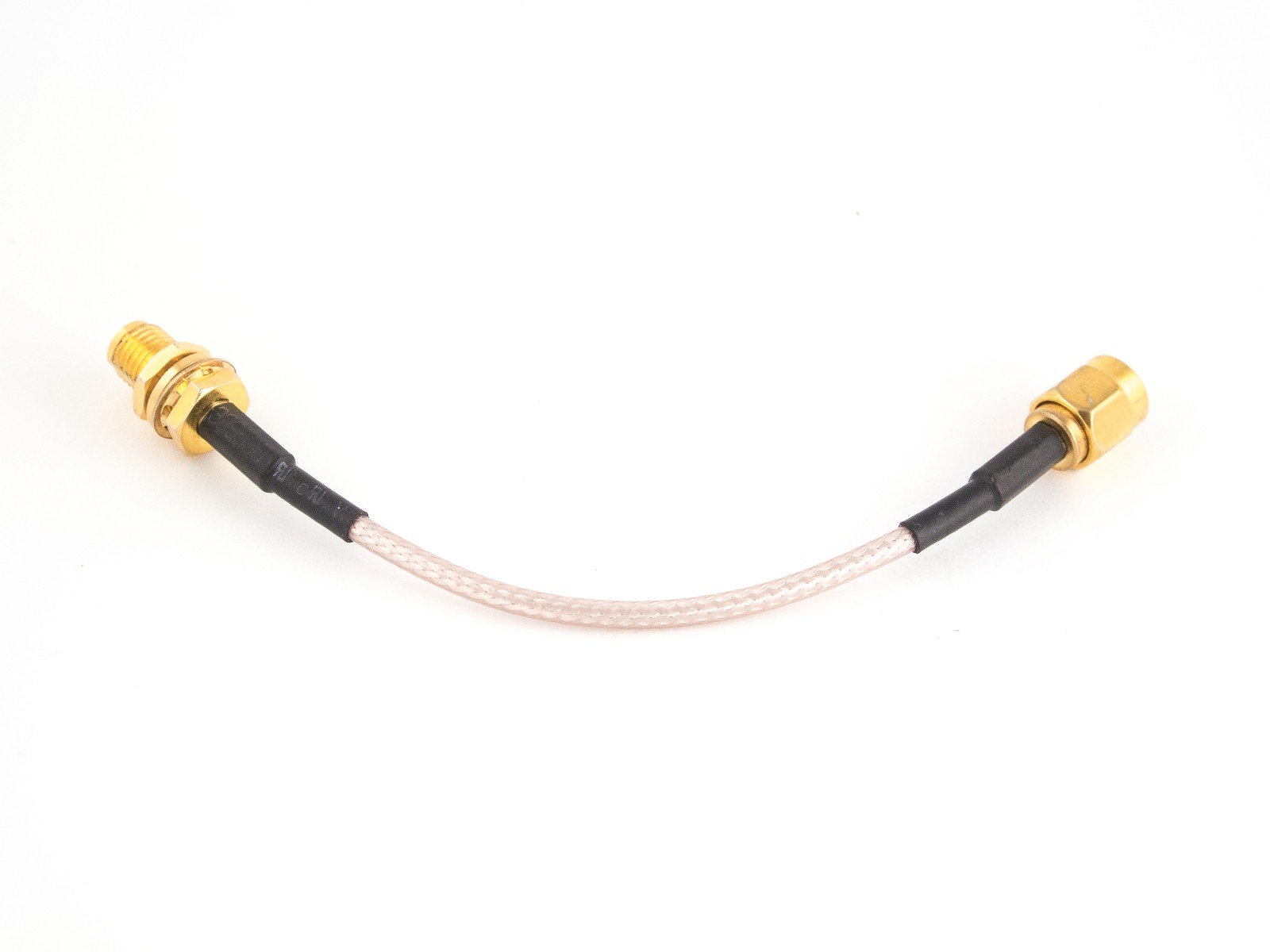 RP-SMA pigtail straight 10cm