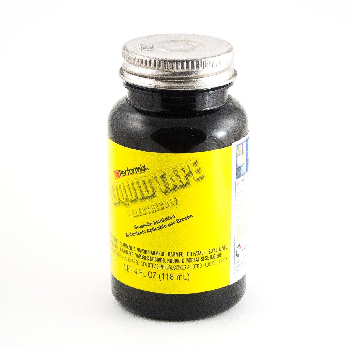 Plasti Dip Liquid Tape Black 118ml brush