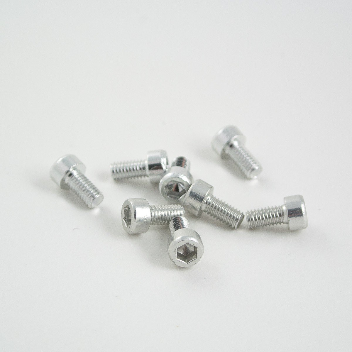6mm M3 aluminium socket head bolt 8pcs