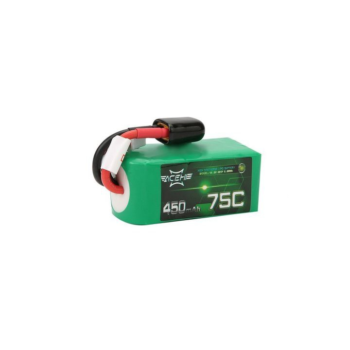 ACEHE 450mAh 3S 75C 11.1V LiPo Battery