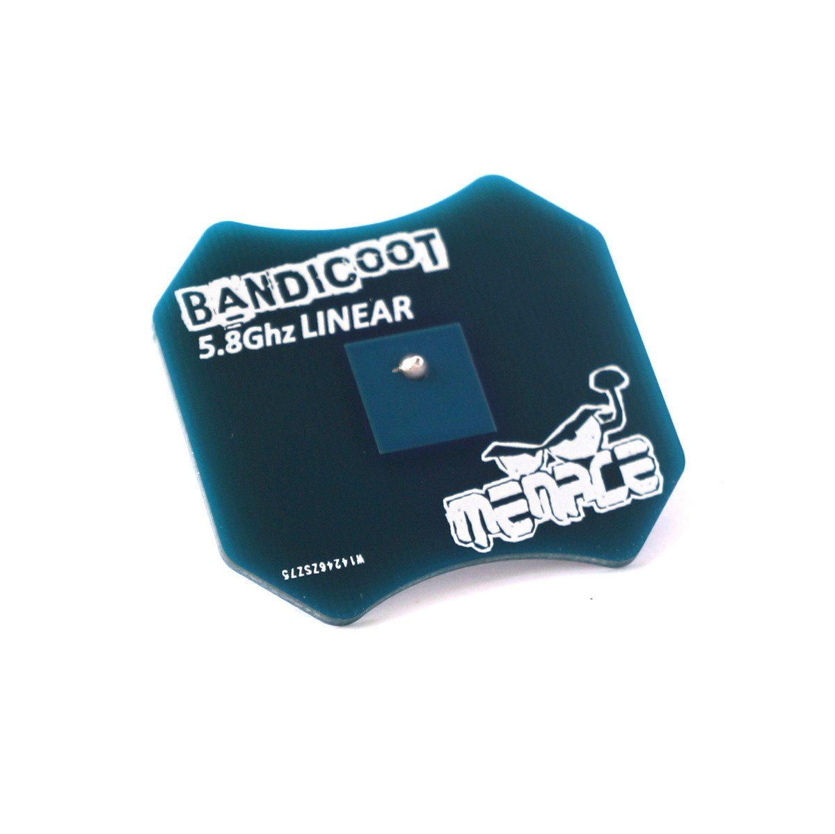 Menace Bandicoot 5.8Ghz Linear Polarized Patch FPV Receiver Antenna SMA