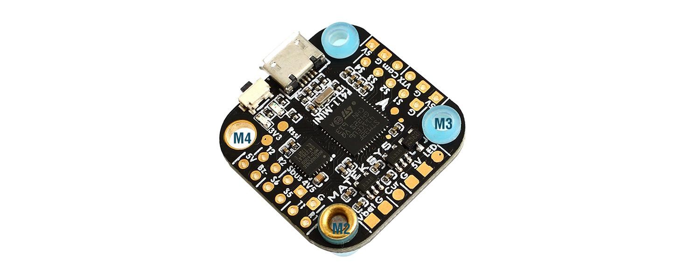 Matek F411 MINI flight controller 20x20mm