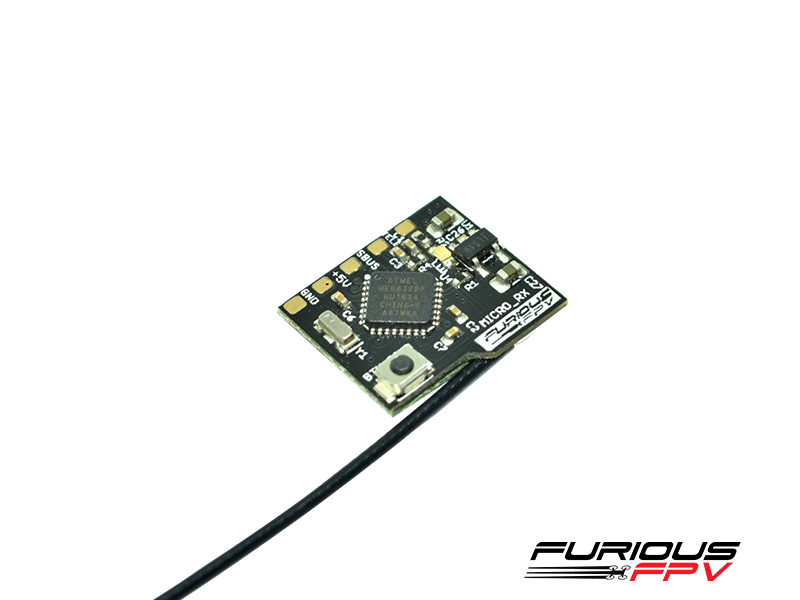 Furious Micro RX for Frsky