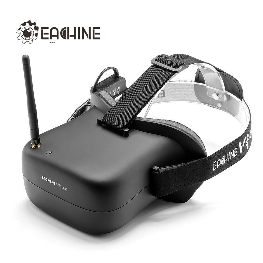 Eachine VR-007 5.8G 4.3 Inch HD FPV Goggles