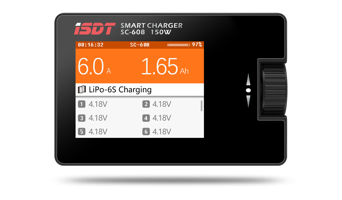 ISDT SC-608 Smart Charger 150W