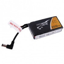 TATTU 2500mAh 2S LiPo for FPV goggles
