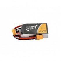 TATTU 1550mAh 3S 11.1V 75C LiPo Battery