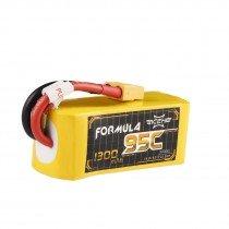 ACEHE Formula 1300mAh 4S 95C 14.8V LiPo Battery