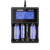 Xtar VC4 Li-Ion NiMH charger
