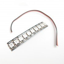 Generic addressable smart RGB LED strip WS2812B 144/m