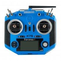 FrSky Taranis Q X7S telemetry transmitter blue
