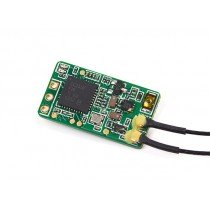 Frsky XM Plus 16ch micro full range receiver with s-bus