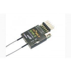 FrSky D4R-II 2.4Ghz 4/8ch telemetry receiver