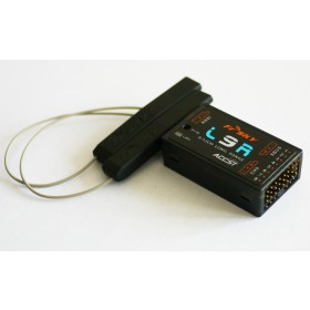 FrSky L9R 2.4Ghz 9/12ch long range receiver