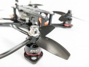 HzDRL 3-inch 4S pro-grade RTF racer