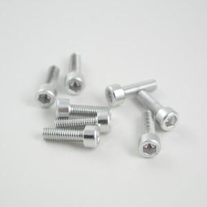 10mm M3 aluminium socket head bolt 8pcs