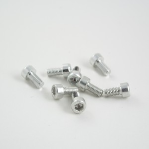 Motor mount kit - aluminium socket head