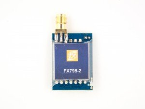 FXT 5.8G 40CH 25-200mW adjust power raceband A/V transmitter RP-SMA