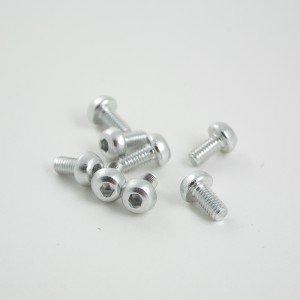 Motor mount kit - aluminium button head