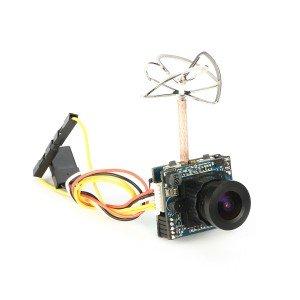Eachine MC02 AIO 5.8G 40CH 900TVL 25-200MW Switchable VTX 1/3 CMOS FPV Camera