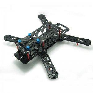 Nighthawk 280 carbon airframe