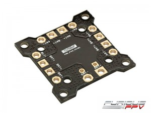 Furious FPV Power Distribution Board for Piko BLX FC