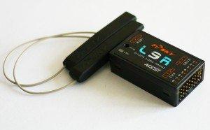 FrSky L9R 2.4Ghz 9/12ch long range receiver