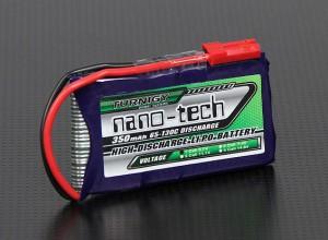 Turnigy Nanotech 1S 3.7V 350mah 65C