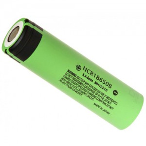 Panasonic 18650 3400mah Li-Ion cell