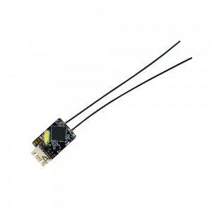 Frsky R-XSR 16ch micro full range telemetry receiver