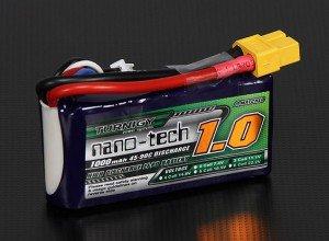 Turnigy Nanotech 3S 11.1V 1000mah 45C