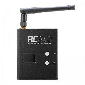 Eachine RC840 5.8Ghz 40ch raceband FPV video receiver