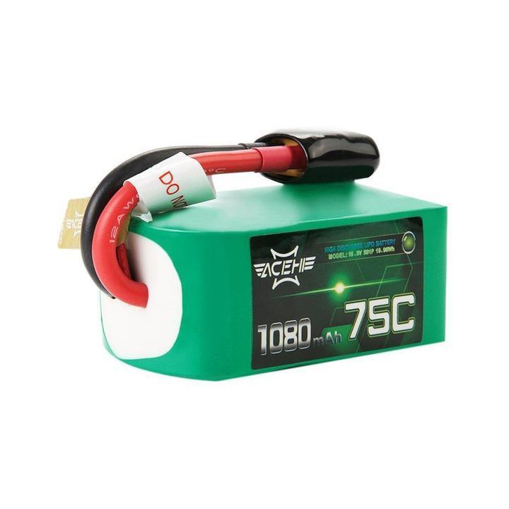ACEHE 1080mAh 5S 75C 18.5V LiPo Battery