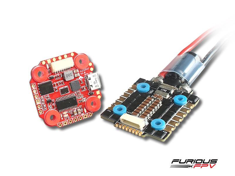 Furious FPV RACEPIT Mini and Hobbywing Xrotor 40A ESC combo