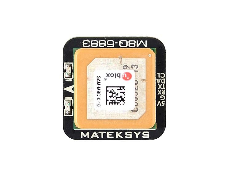 Matek GPS & Compass Module M8Q 5883