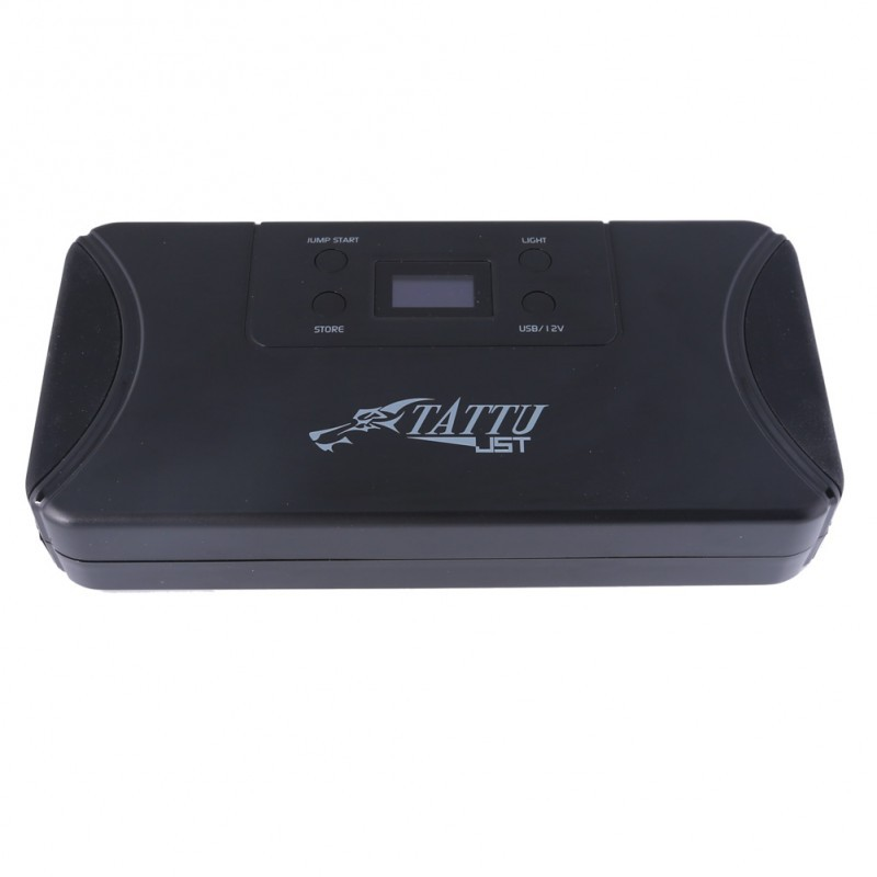TATTU 12000mAh 12V / 5V power bank