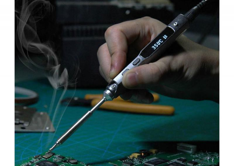TS100 Soldering Iron + XT60 power cable