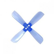 4x Gemfan 2035 4-blade polycarbonate propeller different colors