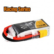 TATTU 1300mAh 4S 14.8V 75C LiPo Battery Made for Victory Limited Edition