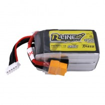 TATTU R-Line 850mAh 4S 95C LiPo Battery