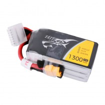 TATTU 1300mAh 6S 22.2V 75C LiPo Battery
