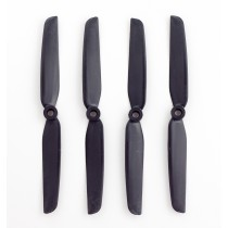 4x Gemfan 6030 Carbon+Nylon Black