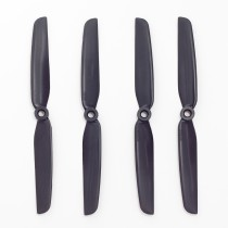 4x Gemfan 6030 Nylon Black