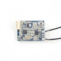 FrSky XSR 2.4Ghz 8/16ch receiver with s-bus