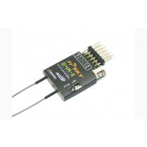 FrSky D4R-II 2.4Ghz 4/8ch telemetry receiver