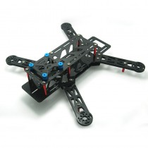 Nighthawk 280 carbon airframe