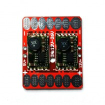 Flyduino Micro PDB with dual BEC 12V and 5V