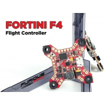 Furious FPV Fortini F4 flight controller