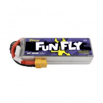 TATTU FunFly 1800mAh 4S 14.8V 100C LiPo Battery