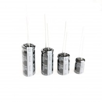 4x Low ESR capacitors different sizes up to 6S